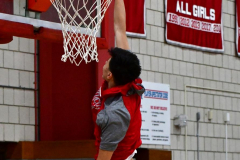 CIAC Boys Basketball; Wolcott 81 vs. Oxford 74 - Photo # 033
