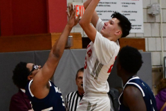 CIAC Boys Basketball; Wolcott vs. Ansonia - Photo # (290)