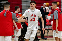 CIAC Boys Basketball; Wolcott vs. Ansonia - Photo # (92)