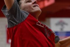 CIAC Boys Basketball; Wolcott vs. Derby, Pregame - Photo # (20)