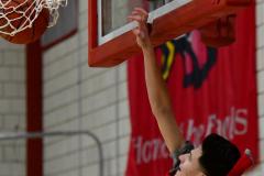 CIAC Boys Basketball; Wolcott vs. Derby, Pregame - Photo # (36)