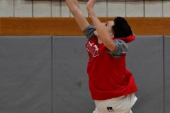 CIAC Boys Basketball; Wolcott vs. Derby, Pregame - Photo # (71)
