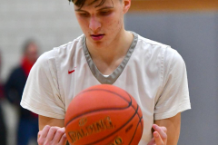 Gallery CIAC Boys Basketball; Wolcott vs. Derby - Photo # 673