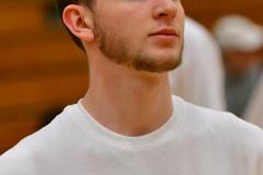 CIAC Boys Basketball; Torrington vs. Wolcott, Pregame - Photo # (16)