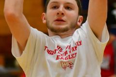 CIAC Boys Basketball; Torrington vs. Wolcott, Pregame - Photo # (9)