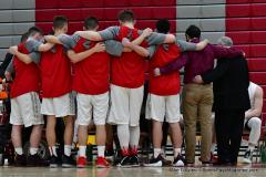 Gallery CIAC Boys Basketball; Wolcott vs. Derby - Photo # 300