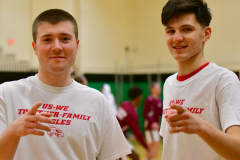 CIAC Boys Basketball; Torrington vs. Wolcott, Pregame - Photo # (42)