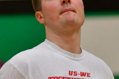 CIAC Boys Basketball; Torrington vs. Wolcott, Pregame - Photo # (7)
