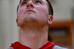 CIAC Boys Basketball; Watertown 63 vs. Wolcott 73 - Photo # 036