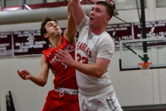 CIAC Boys Basketball; Wolcott 47 vs. Greenwich 76 - Photo # 268