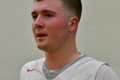 CIAC Boys Basketball; Wolcott 47 vs. Greenwich 76 - Photo # 429