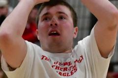CIAC Boys Basketball; Wolcott 69 vs. East Hampton 63 - Photo # 068