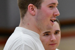 CIAC Boys Basketball; Wolcott 69 vs. East Hampton 63 - Photo # 090