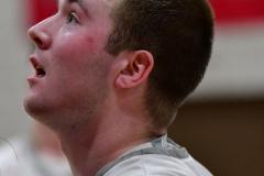 CIAC Boys Basketball; Wolcott 69 vs. East Hampton 63 - Photo # 1034