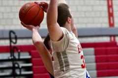 CIAC Boys Basketball; Wolcott 69 vs. East Hampton 63 - Photo # 327