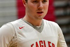 CIAC Boys Basketball; Wolcott 69 vs. East Hampton 63 - Photo # 331