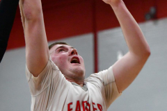 CIAC Boys Basketball; Wolcott 81 vs. Oxford 74 - Photo # 698