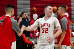 CIAC Boys Basketball; Wolcott vs. Ansonia - Photo # (106)