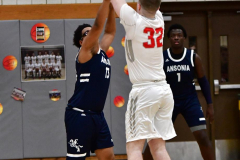 CIAC Boys Basketball; Wolcott vs. Ansonia - Photo # (209)