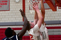 CIAC Boys Basketball; Wolcott vs. Ansonia - Photo # (324)