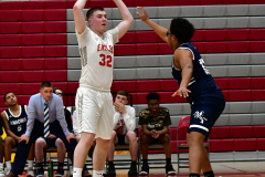 CIAC Boys Basketball; Wolcott vs. Ansonia - Photo # (475)
