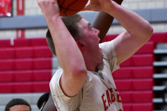 CIAC Boys Basketball; Wolcott vs. Ansonia - Photo # (575)