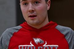 CIAC Boys Basketball; Wolcott vs. Derby, Pregame - Photo # (44)