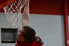 CIAC Boys Basketball; Wolcott vs. Derby, Pregame - Photo # (5)