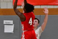 Gallery CIAC Boys Basketball; Wolcott vs. Derby - Photo # 654