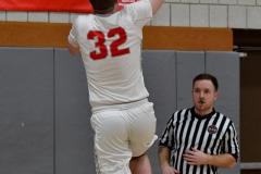Gallery CIAC Boys Basketball; Wolcott vs. Derby - Photo # 843