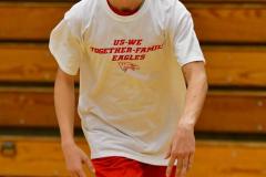 CIAC Boys Basketball; Torrington vs. Wolcott, Pregame - Photo # (35)