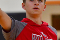 CIAC Boys Basketball; Watertown 63 vs. Wolcott 73 - Photo # 023