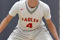 CIAC Boys Basketball; Wolcott 69 vs. East Hampton 63 - Photo # 640