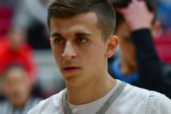 CIAC Boys Basketball; Wolcott 81 vs. Oxford 74 - Photo # 400