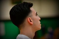 CIAC Boys Basketball; Torrington vs. Wolcott, Pregame - Photo # (36)