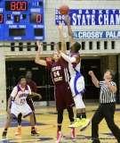 CIAC Boys Basketball Crosby 66 vs. Sacred Heart 73 (13)