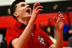CIAC Boys Basketball; Cheshire vs. Southington - Photo # 007