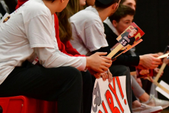 CIAC Boys Basketball; Cheshire vs. Southington - Photo # 087