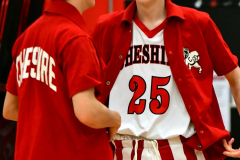 CIAC Boys Basketball; Cheshire vs. Southington - Photo # 088
