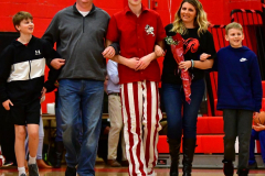 CIAC Boys Basketball; Cheshire vs. Southington - Photo # 152