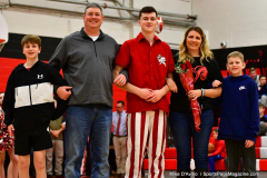 CIAC Boys Basketball; Cheshire vs. Southington - Photo # 164