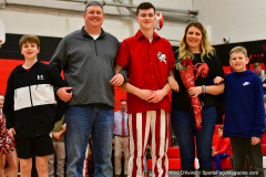 CIAC Boys Basketball; Cheshire vs. Southington - Photo # 168
