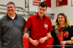 CIAC Boys Basketball; Cheshire vs. Southington - Photo # 173