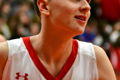 CIAC Boys Basketball; Cheshire vs. Southington - Photo # 252