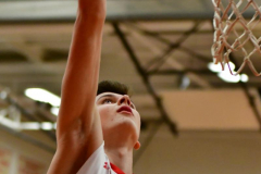 CIAC Boys Basketball; Cheshire vs. Southington - Photo # 335