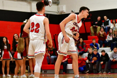 CIAC Boys Basketball; Cheshire vs. Southington - Photo # 358