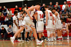 CIAC Boys Basketball; Cheshire vs. Southington - Photo # 360