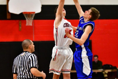 CIAC Boys Basketball; Cheshire vs. Southington - Photo # 409