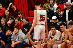 CIAC Boys Basketball; Cheshire vs. Southington - Photo # 466