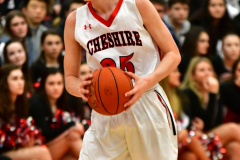 CIAC Boys Basketball; Cheshire vs. Southington - Photo # 523